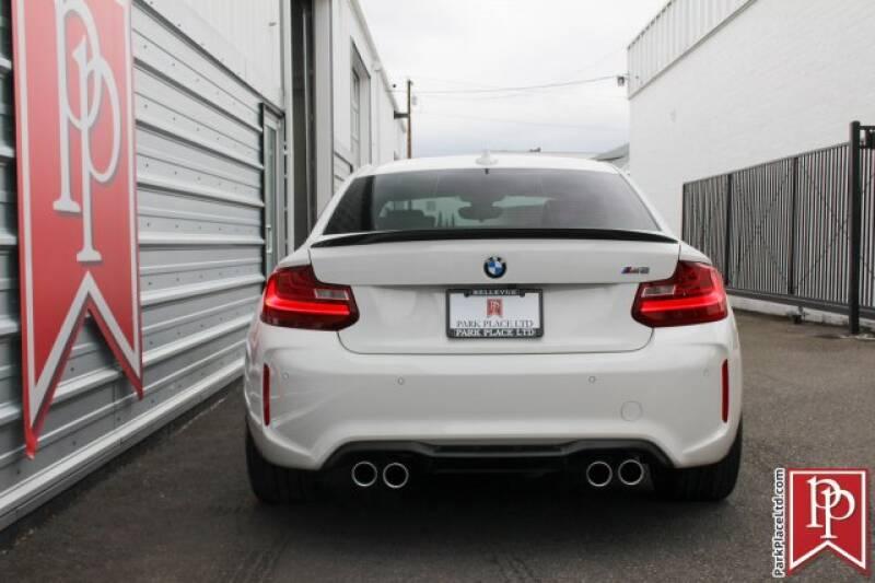 2017 BMW M2 5