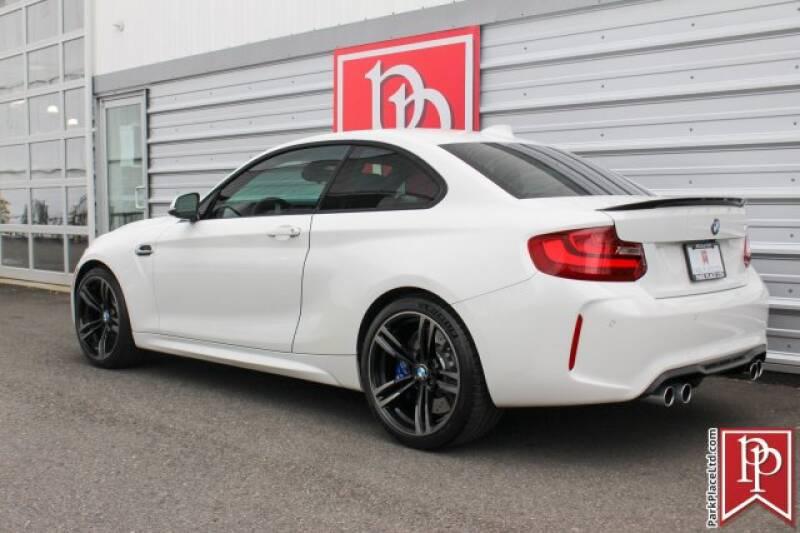 2017 BMW M2 4
