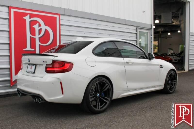 2017 BMW M2 6
