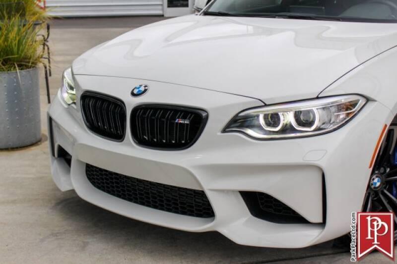 2017 BMW M2 40
