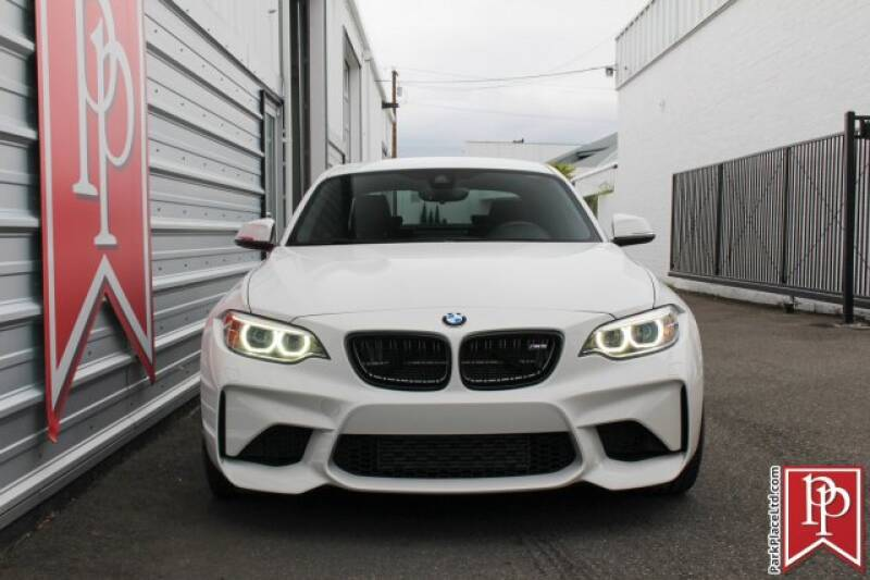 2017 BMW M2 7