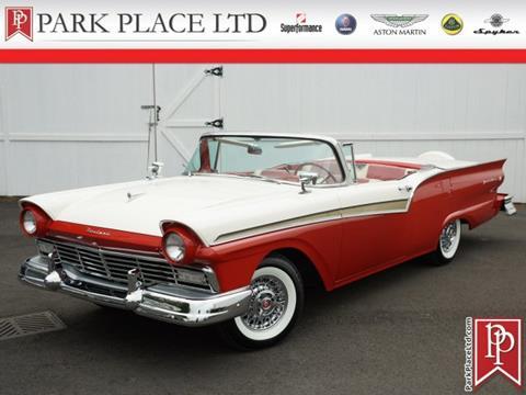 1957 Ford Fairlane 500 for sale in Bellevue, WA