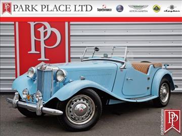 1951 MG TD for sale in Bellevue, WA