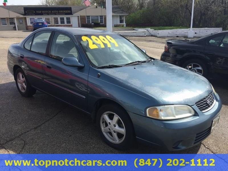 Amazing 2001 Nissan Sentra For Sale At Top Notch Auto Brokers, Inc. In Palatine IL