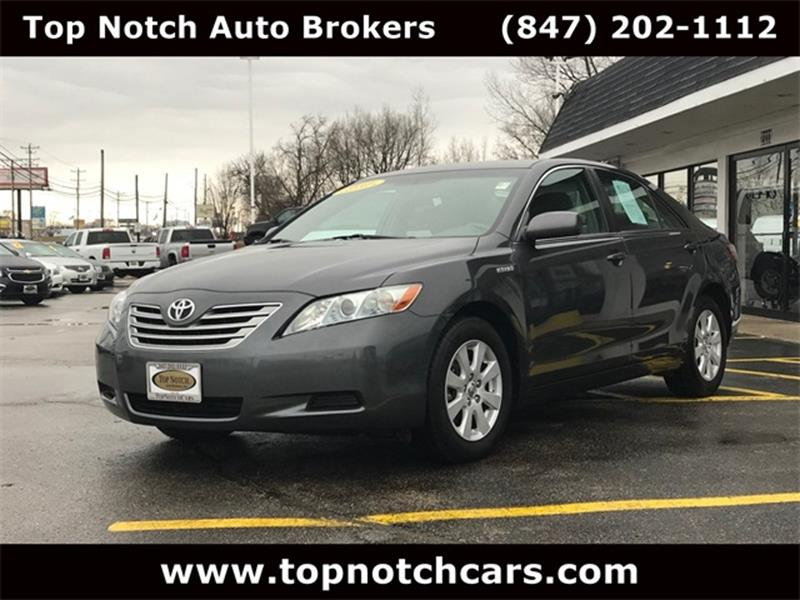 Beautiful 2009 Toyota Camry Hybrid For Sale At Top Notch Auto Brokers, Inc. In  Palatine