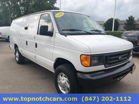 8574456189 2004 Ford E-Series Cargo E-350 SD