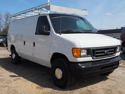2003 Ford E-Series Cargo for sale in Palatine, IL