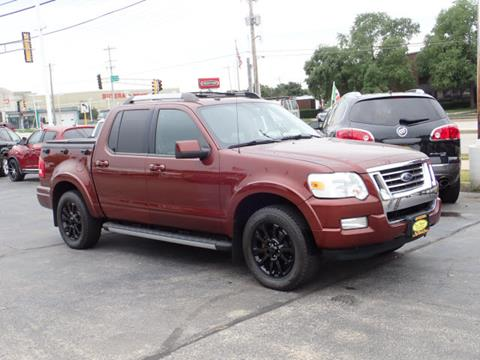 2009 Ford Explorer Sport Trac for sale in Palatine, IL