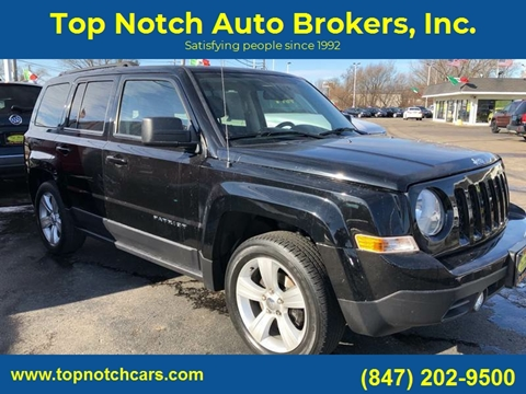 2015 Jeep Patriot for sale at Top Notch Auto Brokers, Inc. in Palatine IL