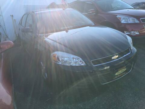 2009 Chevrolet Impala for sale at Top Notch Auto Brokers, Inc. in Palatine IL