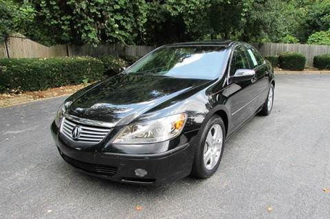 2007 Acura RL for sale in Greensboro, NC
