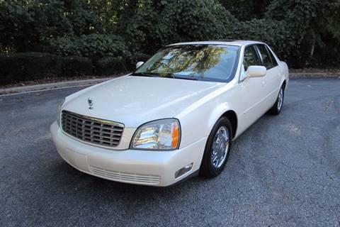 2003 Cadillac DeVille for sale in Greensboro, NC