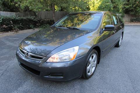 2007 Honda Accord for sale in Greensboro, NC