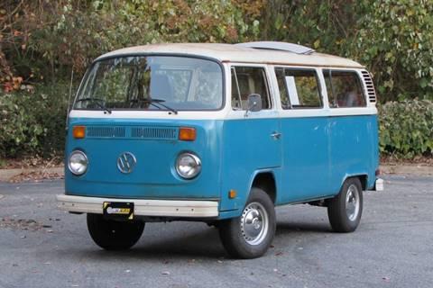 1977 Volkswagen Bus For Sale In Greensboro Nc