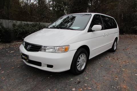 2002 Honda Odyssey for sale in Greensboro, NC