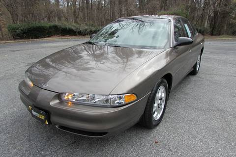 used oldsmobile intrigue for sale in middlesboro ky carsforsale com carsforsale com