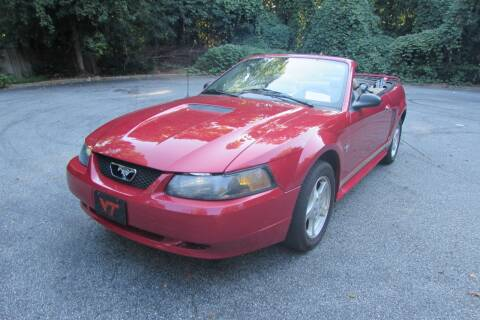 2002 Ford Mustang for sale at AUTO FOCUS in Greensboro NC