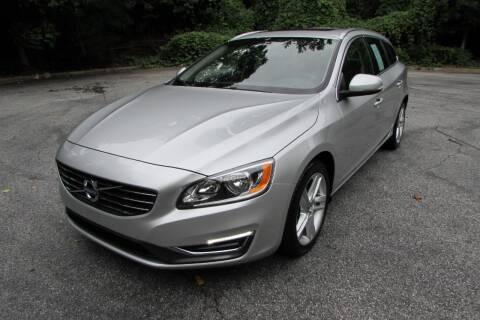 2015 Volvo V60 for sale at AUTO FOCUS in Greensboro NC