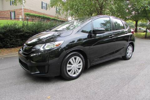 2015 Honda Fit for sale at AUTO FOCUS in Greensboro NC