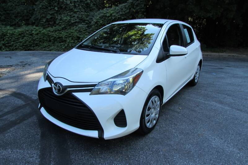 2016 Toyota Yaris for sale at AUTO FOCUS in Greensboro NC