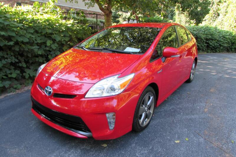 2015 Toyota Prius for sale at AUTO FOCUS in Greensboro NC