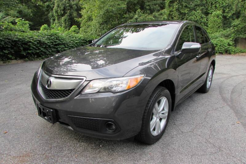 2014 Acura RDX for sale at AUTO FOCUS in Greensboro NC