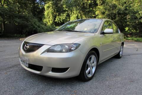 2004 Mazda MAZDA3 for sale at AUTO FOCUS in Greensboro NC