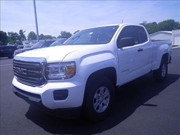 2017 GMC Canyon for sale in Danville, KY