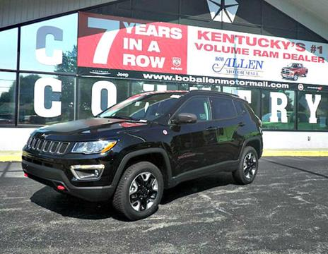 2017 Jeep Compass for sale in Danville, KY