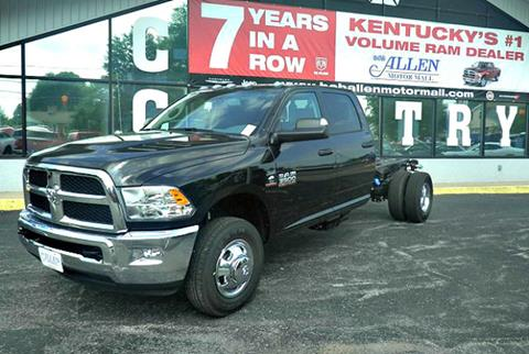 2017 RAM Ram Chassis 3500 for sale in Danville, KY