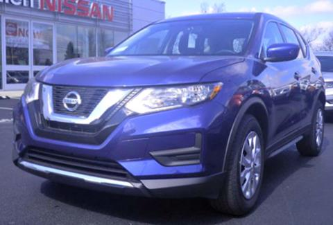2017 Nissan Rogue for sale in Danville, KY