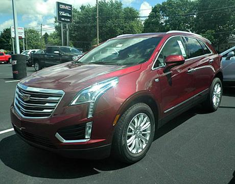 2018 Cadillac XT5 for sale in Danville, KY
