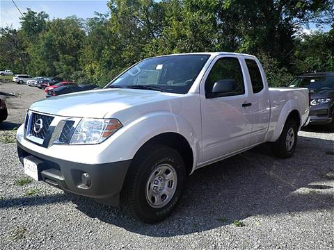 2017 Nissan Frontier for sale in Danville, KY