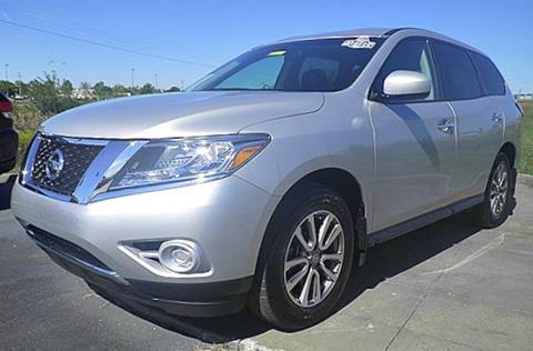 2015 Nissan Pathfinder for sale in Danville, KY