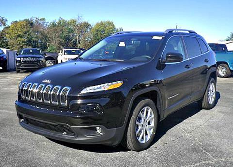 2018 Jeep Cherokee for sale in Danville, KY