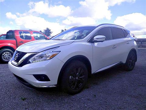 2017 Nissan Murano for sale in Danville, KY