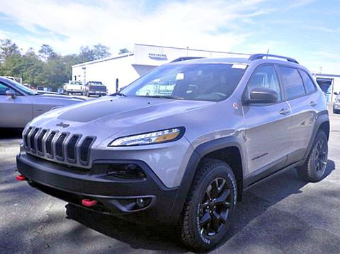 2018 Jeep Cherokee for sale in Danville, KY