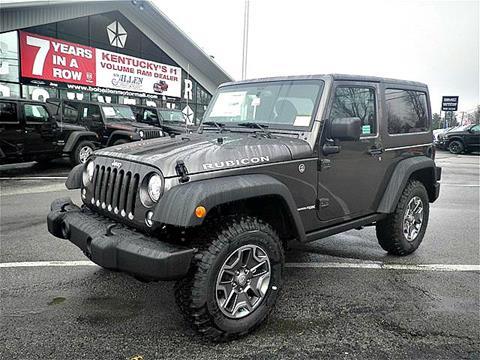 Jeep wrangler for sale in danville ky for Bob allen motor mall in danville ky
