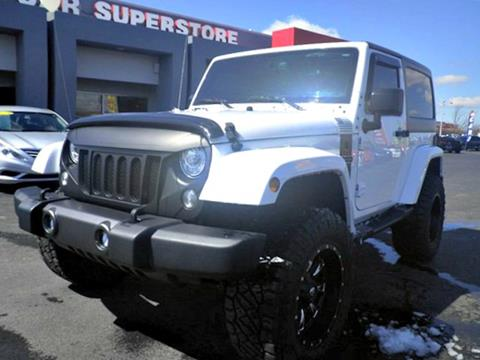 Used jeep wrangler for sale in danville ky for Bob allen motor mall in danville ky