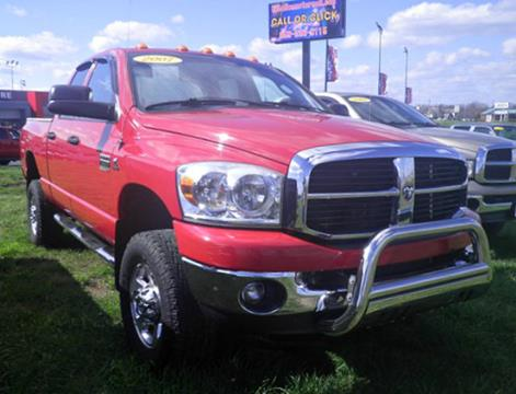 Used dodge trucks for sale in danville ky for Bob allen motor mall used cars