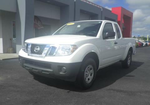 2016 Nissan Frontier For Sale In Danville, KY