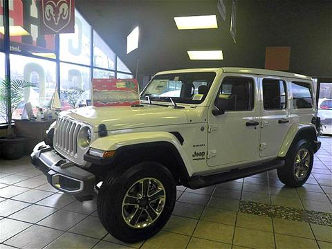 2019 Jeep Wrangler Unlimited for sale in Danville, KY