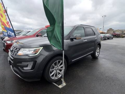 2017 Ford Explorer Limited for sale at Bob Allen Motor Mall in Danville KY