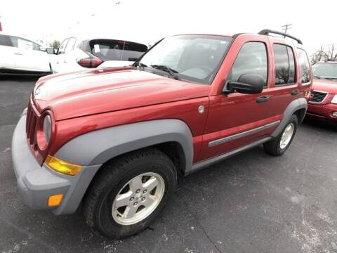 2006 Jeep Liberty Sport for sale at Bob Allen Motor Mall in Danville KY