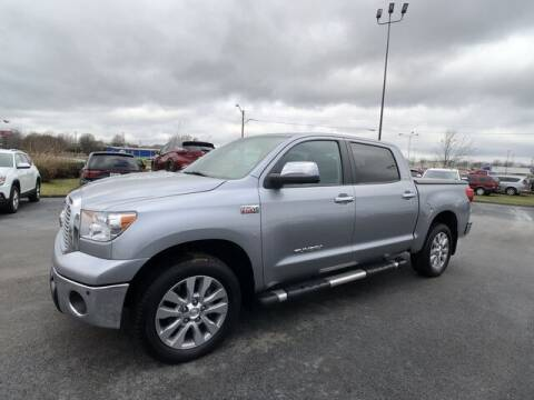 2012 Toyota Tundra Limited for sale at Bob Allen Motor Mall in Danville KY