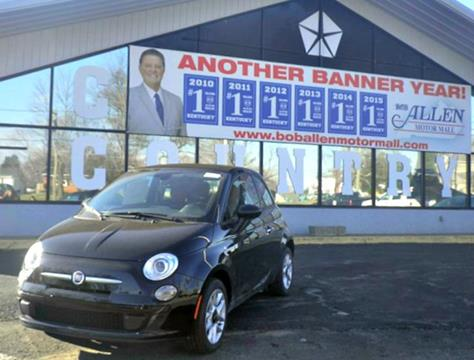 2017 FIAT 500c for sale in Danville, KY