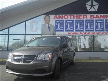 2016 Dodge Grand Caravan for sale in Danville, KY