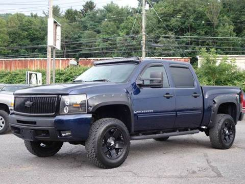 2010 Chevrolet Silverado 1500 for sale at Simply Motors LLC in Binghamton NY
