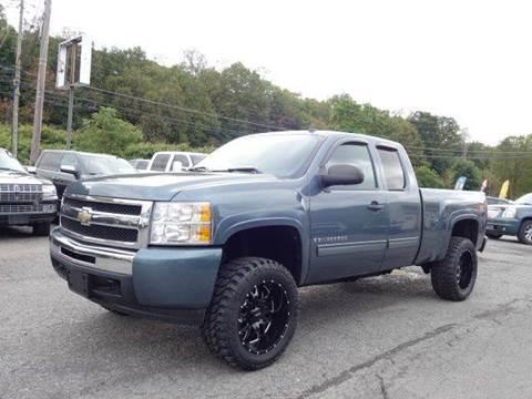 2009 Chevrolet Silverado 1500 for sale at Simply Motors LLC in Binghamton NY