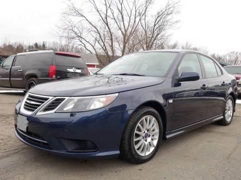 2008 Saab 9-3 for sale at Simply Motors LLC in Binghamton NY